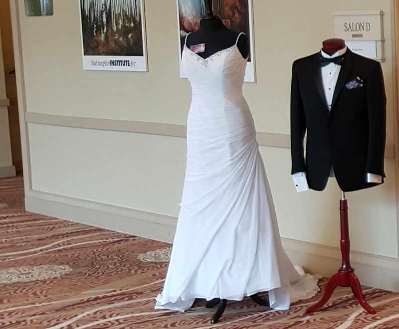 wedding dresses tuxedos