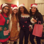 Holiday Girls Night Out event