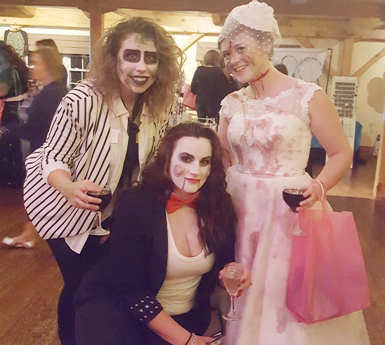 halloween girls night out