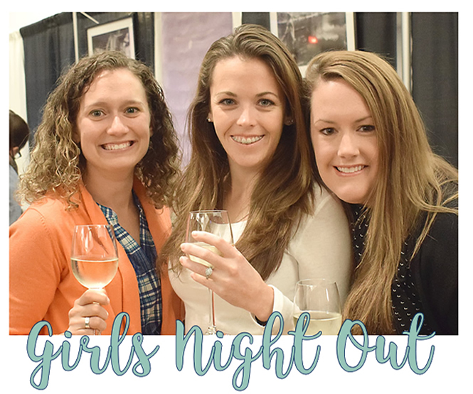 Girlst night out events in NH