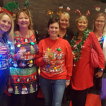 Holiday girls night out NH