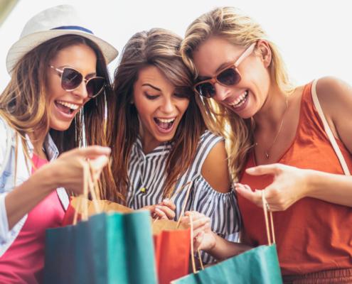 womens expo New Hampshire shopping